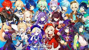 Genshin Impact Best Characters Tier List