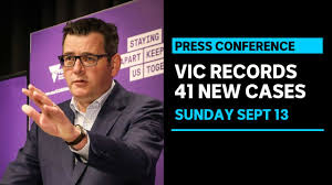 Victoria has recorded 671 new coronavirus cases yesterday, as premier daniel andrews announces a state of new covid cases in south australia. Victoria Records Daily Covid 19 Case Total Of 41 With 7 New Deaths Abc News Youtube