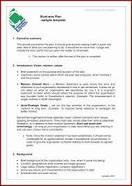 Free Nonprofit Businessan Template Q9tz5ows Dhlpcx Financial Write A