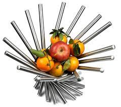 modern fruit basket
