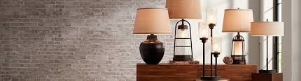 table lamps for the bedroom and living room