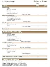 Income Statement Format Excel Simple Financial Statement 4 Basic Financial Statements Template