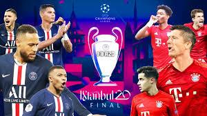 FIFA 20   ปารีส VS บาเยิร์น   ยูฟ่าแชมเปียนส์ลีก 2020 รอบชิง !! สุดมันส์  สมศักดิ์ศรี !! - YouTube