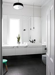 Modern Marble Bathroom The Wow Bathroom Is Easily Becoming The Powder Room Is The