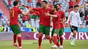 Prancis maju ke pertandingan ini setelah tidak terkalahkan dalam 9 pertandingan terakhir mereka di kejuaraan eropa termasuk babak kualifikasi, dan mereka akan melawan portugal yang telah mencetak setidaknya 2. K2jyu Jy2g9ibm