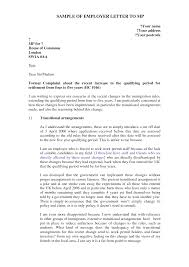 Best Photos Of Employee Complaint Letter To Employer Complaint