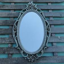Shop Large Framed Wall Mirrors on Wanelo