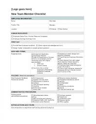 customer info card template new hire checklist full version employee forms pinterest customer