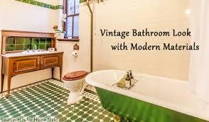 bathroom restoration. Perfect Bathroom Bathroom Restoration U2013 Vintage Look With Modern Materials In T