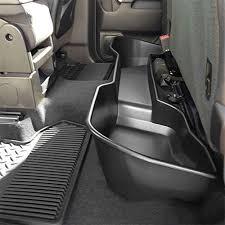 General Motors Under Seat Storage Organizer Black Double Cab ...