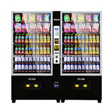 Automatic Vending Machine In India Mesmerizing China Vending Machine From Changde Manufacturer Hunan TCN Vending