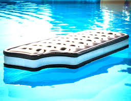 in water lounge chairs pool lounger chairs pool chaise float ice cream sandwich chair large size