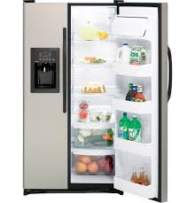 hotpoint acirc reg cu ft side by side refrigerator dispenser product image product image