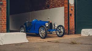 Frenchman ettore bugatti founded the company in 1909 and built some of the most legendary performance and touring cars. The 30k Baby Bugatti Built In Britain Grr