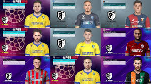 In addition to basic information such as points, wins, goals scored, best scorers, you can easily check which team had the most matches. Pes 2021 Facepack Serie B Vol 3 Pesnewupdate Com Free Download Latest Pro Evolution Soccer Patch Updates
