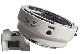 Адаптер Commlite АвтоФокус Canon EF - NEX AF (<b>белый</b> ...