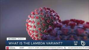 What is the Lambda variant? - YouTube