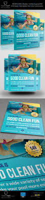 swimming pool cleaning service flyer template by owpictures swimming pool cleaning service flyer template flyers print templates