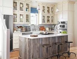 Barnwood Kitchen island New Best 25 Reclaimed Wood Kitchen Ideas Pinterest  Industrial