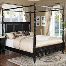 00-222-211 New Classic Furniture Martinique California King Canopy Bed