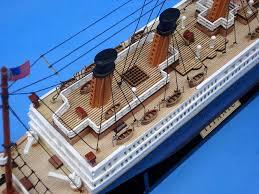 titanic model ship 20 12
