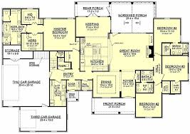 4 bedroom 3 bath house plans. Delighful House Photo Bonus Floor Plan On 4 Bedroom 3 Bath House Plans H