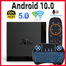 X96 Mate TV Box Android 10 vs X96 Max Support 2.4G&5G Dual wifi Google  Voice Assistant 4K 60fps Google Playstore Youtube X96mate - Buy cheap in an  online store with delivery: price
