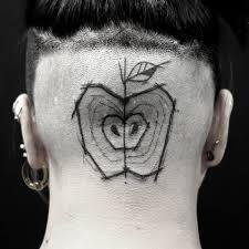 татуировка яблоко значение эскизы тату и фото