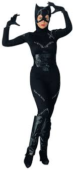 Lovely Adult Deluxe Catwoman Costume Catwoman Costumes   Mr. Costumes