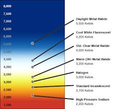 Lighting Color Temperature Guide Lightmart Com