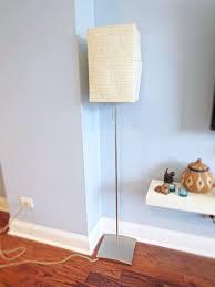 ikea floor lighting. Picture Of Ikea Lamp? Non-Ikea Shade? Fixed In $3! Floor Lighting