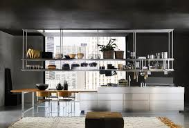 Organized Kitchen Organized Kitchen Space Stainless Steel Racks Interior Design Ideas
