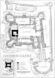 harlech castle floor plan best of 130 best i love floor