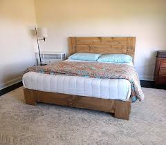cheap king platform bed. Fabulous Cheap Platform Beds Wood King Bed With Mattress Only R