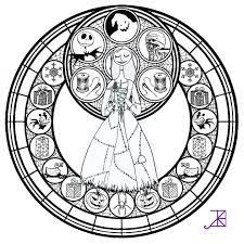 Disney Stained Glass Coloring Pages Google Search Coloring Pages
