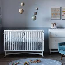 dwell baby furniture. Dwell Studio Midcentury Modern Crib   DwellStudio Skirt - Galaxy #retro #mod # Baby Furniture