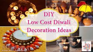 low cost diwali decoration ideas k4 craft