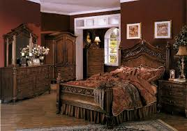 The Flawless Antique Bedroom Furniture Home and Decoration