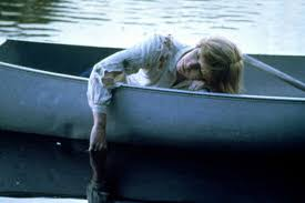 Image result for friday the 13th and canoe