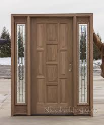fine design front door with sidelites clearance exterior doors sidelights