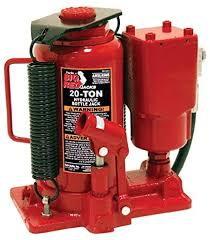 Amazon.com: Torin Big Red Air Hydraulic Bottle Jack, 20 Ton Capacity: Automotive Capacity