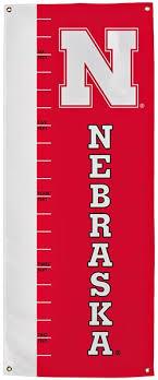 Nebraska One Chart Collegiate Nebraska Growth Chart Banner