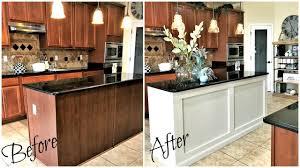 diy kitchen island. Home Improvements DIY Kitchen Island Makeover \u0026 Reveal Diy