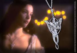 the evenstar pendant of arwen at