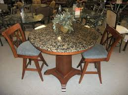 office good looking granite kitchen table top 26 new counter height round of granite top kitchen