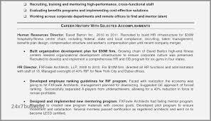 Leasing Consultant Resume Lovely Hr Consultant Job Description25