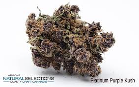 Platinum Purple Kush MMJ in Phoenix | AZ Natural Selections