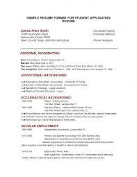 Work Resume Format Corol Lyfeline Co Job Application Download
