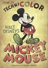 Advertising Posters Classic Advertising Posters Waltdisney Vintage Awesome Vintage