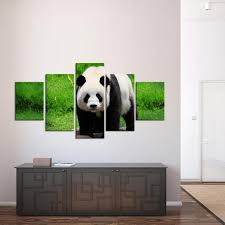 panda multi panel canvas wall art on panda canvas wall art with panda multi panel canvas wall art elephantstock